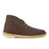 Clarks Originals Men's Desert Boots - Beeswax Leather: Image 1