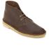 Clarks Originals Men's Desert Boots - Beeswax Leather: Image 2