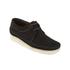 Clarks Originals Men's Weaver Shoes - Black Suede: Image 2