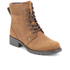 Clarks Women's Orinoco Spice Leather Lace Up Boots - Brown: Image 2