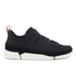 Clarks Originals Women's Trigenic Flex Shoes - Black Nubuck: Image 1