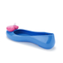 Jeremy Scott for Melissa Women's Space Love Ballet Flats - Blue Contrast Heart: Image 4