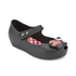 Mini Melissa Toddlers' Ultragirl Minnie Mouse 16 Ballet Flats - Black: Image 2