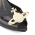 Vivienne Westwood for Melissa Women's Lady Dragon 16 Peep Toe Heeled Sandals - Black Orb: Image 5