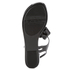 Melissa Women's Solar Bow Sandals - Black: Image 5