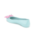 Jeremy Scott for Melissa Women's Space Love Ballet Flats - Peppermint Bow: Image 4