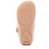 Mini Melissa Vivienne Westwood Toddlers' Ultragirl 16 Ballet Flats - Nude Orb: Image 5