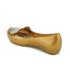 Mini Melissa Vivienne Westwood Kids' Ultragirl Cherub Ballet Flats - Gold Glitter: Image 4