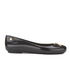 Vivienne Westwood for Melissa Women's Space Love 16 Ballet Flats - Black Orb: Image 1