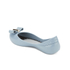 Jason Wu for Melissa Women's Queen Croc Ballet Flats - Sky: Image 4