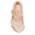 Mini Melissa Vivienne Westwood Toddlers' Ultragirl 16 Ballet Flats - Nude Cherub: Image 3