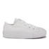Converse Toddler Chuck Taylor All Star Ox Trainers - White: Image 1