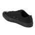 Converse Kids Chuck Taylor All Star II Tencel Canvas Ox Trainers - Black Monochrome: Image 4