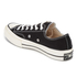 Converse Chuck Taylor All Star '70 Ox Trainers - Black: Image 4