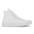Converse Chuck Taylor All Star '70 Vintage Canvas Hi-Top Trainers - White Monochrome: Image 1