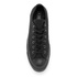 Converse Chuck Taylor All Star '70 Vintage Canvas Low Top Trainers - Black Monochrome: Image 3