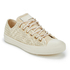 Converse Chuck Taylor All Star Denim Woven Ox Trainers - Parchment/Angora/Parchment: Image 2