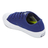 Converse Kids Chuck Taylor All Star II Tencel Canvas Ox Trainers - Sodalite Blue/White/Navy: Image 4