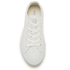 Converse Kids' Chuck Taylor All Star Canvas Ox Trainers - White: Image 3
