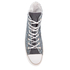 Converse Men's Chuck Taylor All Star Denim Woven Hi-Top Trainers - Polar Blue/White/Dolphin: Image 3