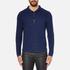 Oliver Spencer Men's Faro Jersey Shirt - Kobe Indigo: Image 1