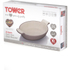 Tower IDT90008 21.5cm Cast Iron Au Gratin - Latte: Image 4