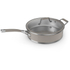 Morphy Richards 978008 28cm Sauce Pan with Glass Lid: Image 1