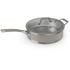 Morphy Richards 978008 28cm Sauce Pan with Glass Lid: Image 1
