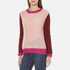 Maison Scotch Women's Fluffy Crew Neck Jumper - Multi: Image 2