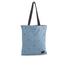 Herschel Supply Co. Packable Travel Disney Tote Bag - Denim/Black Webbing: Image 1