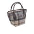 Barbour Women's Tartan Mini Tote Bag - Winter Tartan: Image 3