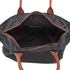 Barbour Women's Wax Shopper Bag - Navy: Image 5