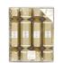 Baylis & Harding Mosaic Sweet Mandarin & Grapefruit 4 Cracker Set: Image 1