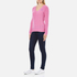 Polo Ralph Lauren Women's Kimberly Cashmere Blend Jumper - Wesley Pink Heather: Image 4