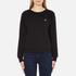 Polo Ralph Lauren Women's Crew Neck Logo Sweatshirt - Polo Black: Image 1