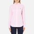 Polo Ralph Lauren Women's Heidi Long Sleeve Shirt - Carmel Pink: Image 1