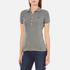 Polo Ralph Lauren Women's Julie Polo Shirt - Soft Flanel Heather: Image 2
