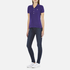 Polo Ralph Lauren Women's Julie Polo Shirt - Chalet Purple: Image 4