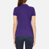 Polo Ralph Lauren Women's Julie Polo Shirt - Chalet Purple: Image 3