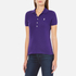 Polo Ralph Lauren Women's Julie Polo Shirt - Chalet Purple: Image 2