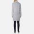 Sportmax Women's Asia Knee Length Coat - Grey: Image 3