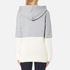 Sportmax Women's Aladino Knitted Hoody - Medium Grey: Image 3