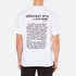 Alexander Wang Men's Mixtape T-Shirt - Black/White: Image 3