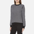 MICHAEL MICHAEL KORS Women's Graphic Jacquard Sweater - Multi: Image 2