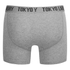 Tokyo Laundry Men's 2-Pack Port Douglas Boxers - Black/Mid Grey Marl: Image 3