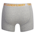 Tokyo Laundry Men's 2-Pack Bryant Boxers - Light Grey Marl/White: Image 3