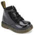 Dr. Martens Toddlers' Brooklee B Patent Leather Boots - Black: Image 2