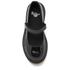 Dr. Martens Kids' Maccy Patent Lamper Mary Jane Shoes - Black: Image 3