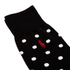 Polo Ralph Lauren Men's 3 Pack Socks - Dot Black: Image 3