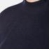 Samsoe & Samsoe Women's Volund T Neck Sweatshirt - Dark Sapphire: Image 5